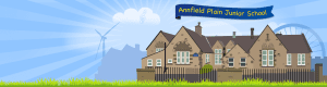Annfield Plain Junior School header